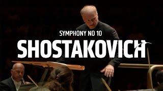 Shostakovich Symphony No 10 Mvt 2 // Gianandrea Noseda & London Symphony Orchestra