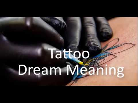 Tattoo Dream Meaning