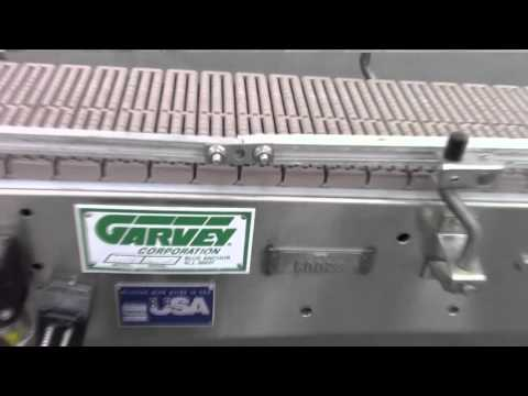 "Walkaround: Garvey 7"" Wide Low Pressure Accumulation Conveyor C2176"