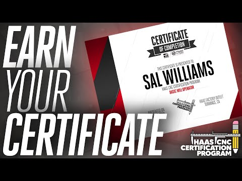 The Haas CNC Certification Program - Haas Automation, Inc ...