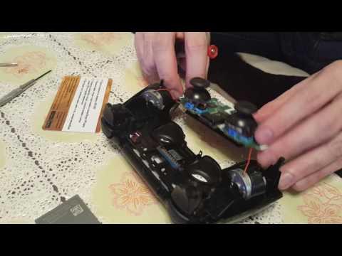 Разборка и ремонт джойстика playstation 4, замена стиков самостоятельно