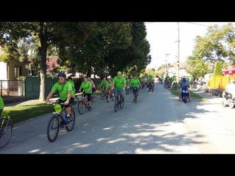 Na kolesách proti rakovine v roku 2018