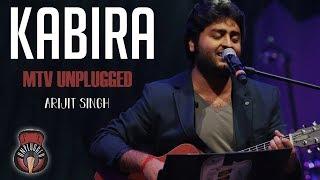 Kabira - MTV Unplugged (Full Song) - Arijit Singh - YouTube