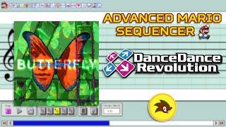 Mario Paint - Smile.dk - Butterfly *Full Version* (Dance Dance Revolution)
