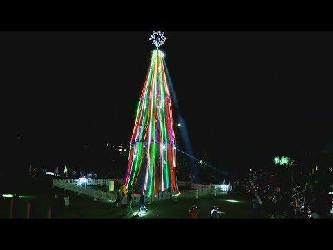 Luzes e cores no natal de Porto Velho - RO - Gente de Opinião