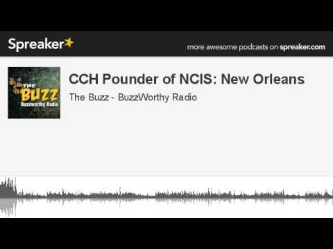 CCH Pounder of NCIS: New Orleans (part 1 of 2, made with Spreaker)