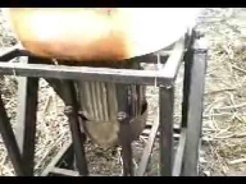 измельчитель травы, навоза, и прочей биомассы