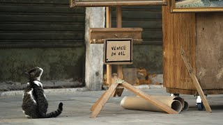 Banksy at The Venice Biennale