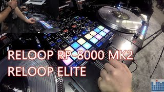 NAMM 2019: RP-8000 MK2 turntable and Elite Battle mixer!