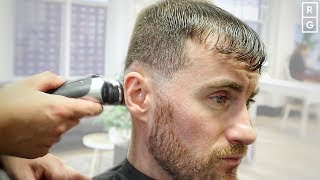 Fixing An UNEVEN Haircut | How To Fix A Bad Haircut