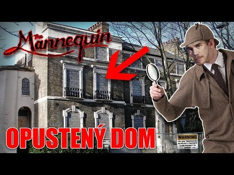 Tak v tomto dome straší... │ The Mannequin │Horror Let's play
