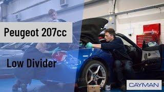 peugeot 206 cc roof reset - TH-Clip