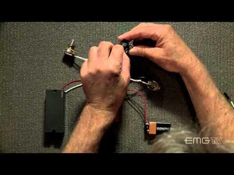 Surprising Emg Pickups Bts Control Electric Guitar Pickups Bass Guitar Wiring 101 Orsalhahutechinfo