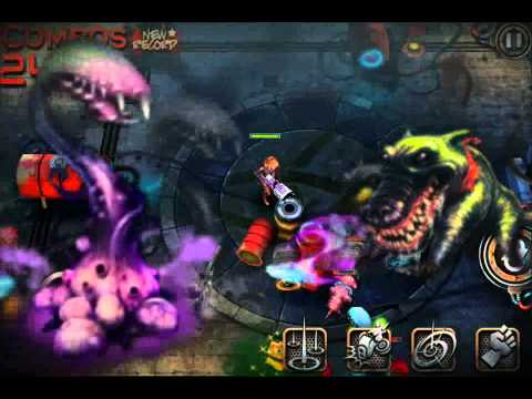Video of Final Fury