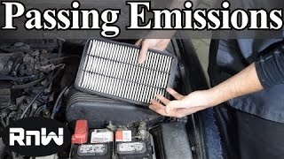 Tricks to Use to Pass an Emissions Test Every time - How to Pass an Emissions Test