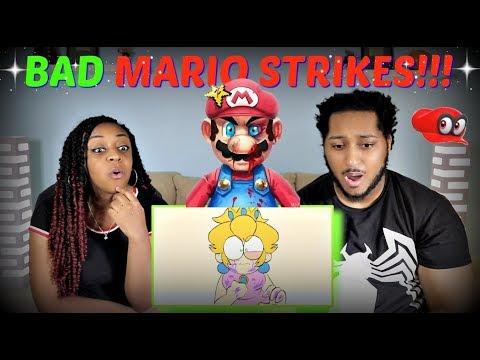"AnimeToons ""Bad Mario"" REACTION!!!"