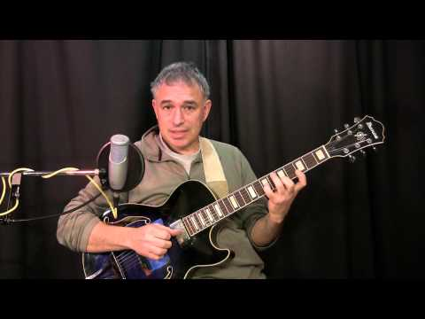 Jazz harmony lesson, guitar, piano, increase your chord progression vocabulary infinitely!