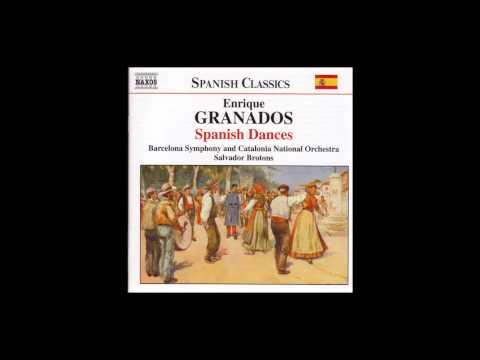 12 Danzas espanolas (Spanish Dances), Op. 37 (arr. R. Ferrer): No. 5. Andaluza (Playera)