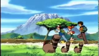 Pokémon The Johto Journeys   Opening  English  YouTube