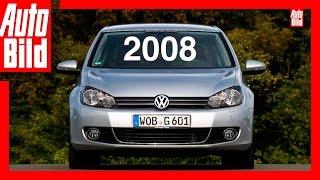 VW Golf 6 (2008) - Der Generations-Countdown / Review / Fahrbericht / Test