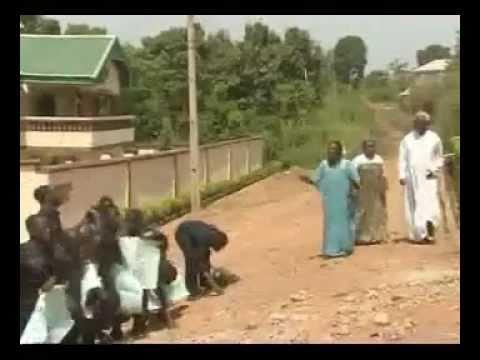 Chinwetalu Agu and Amaechi Muonagor, Attacked By Orphans