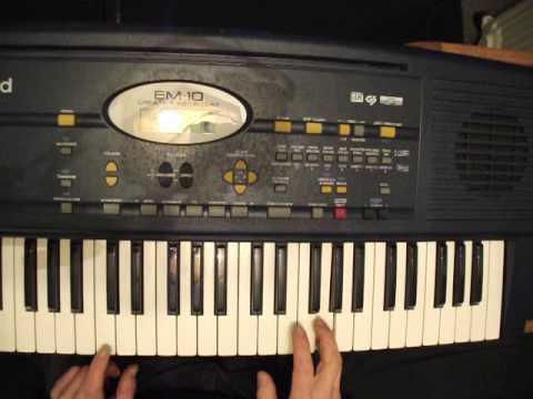 BEGINNER LESSON : LEARN 'DO RE MI FA SOL LA TI' ON PIANO, SYNTH, ORGAN, KEYBOARD