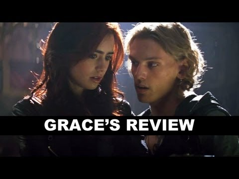 The Mortal Instruments City of Bones Movie Review : Beyond The Trailer