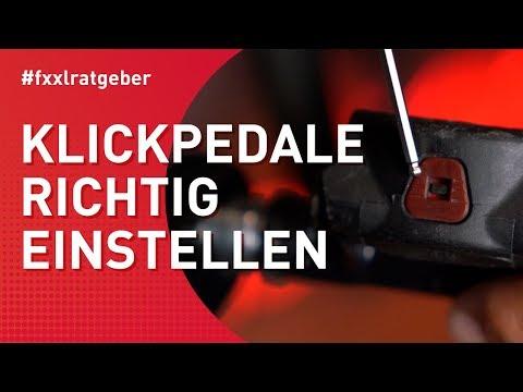 Rennrad Klickpedale richtig einstellen: Die perfekte Auslösehärte finden