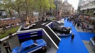 Premiere Mundial de 'Fast and Furious 6