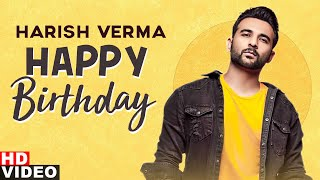 Birthday Wish | Harish Verma | Birthday Special | Latest Punjabi Song 2020 | Speed Records