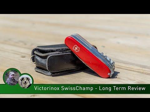 Victorinox Swiss Champ – Very Long Term Review