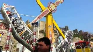 preview picture of video 'Challenger [ Fête Foraine Dinan 2014 ]'