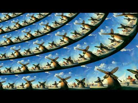 Classical Music Visual – Noisy Dali Symphony