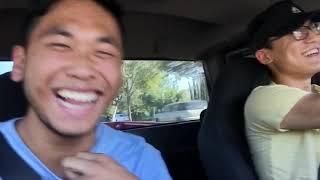 Attempting Carpool Karaoke