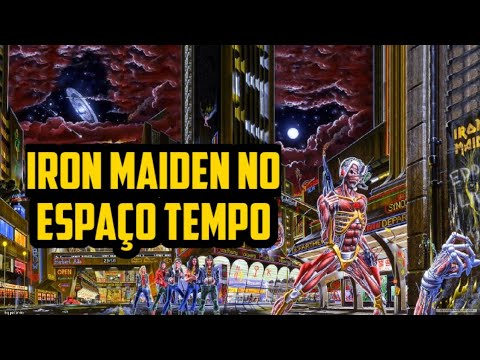 Iron Maiden: o atemporal Somewhere in Time (vídeo)
