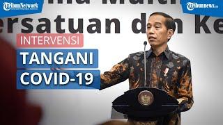 Presiden Joko Widodo Tekankan soal Intervensi Basis Lokal dalam Menangani Covid-19