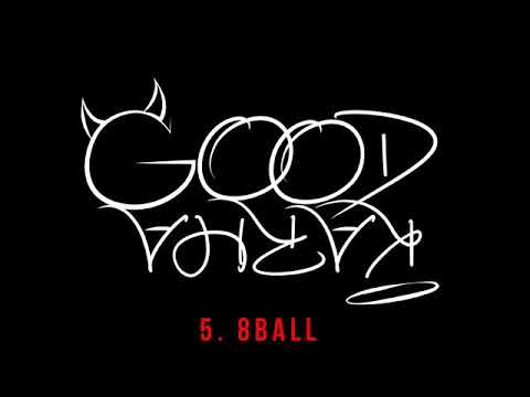 8 Ball-P8tience, Good Karma [Official Audio]