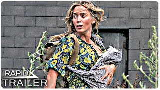 A QUIET PLACE 2 Final Trailer (2021) Emily Blunt, Horror Movie HD