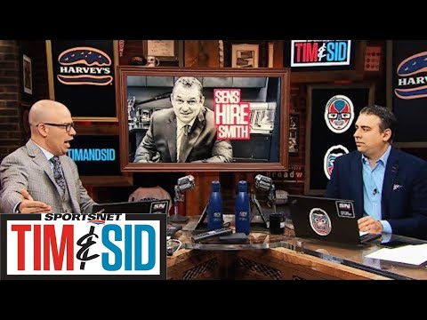 Senators Hire D.J. Smith Instead Of Patrick Roy As New Head Coach | Tim and Sid
