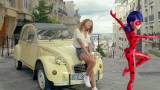 ЛедиБаг и Супер Кот Лу и Ленни Ким Песня на Русском