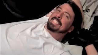 Dave Grohl Funny Moments (part 1/2)