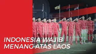 Sering Menang, Berikut Catatan Pertandingan Timnas U-22 Indonesia Vs Laos di SEA Games