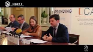 Rueda de prensa del I Branding Day de Cádiz