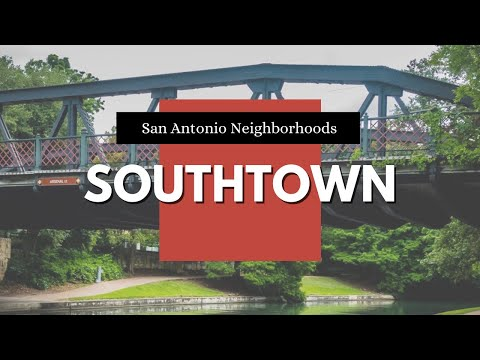 Real Estate Muses San Antonio TX downtown neighborhood highlights