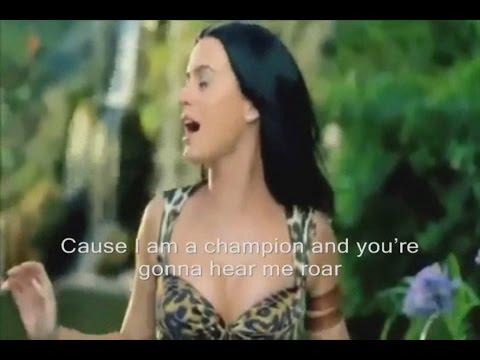 Roar Official Video Lyrics