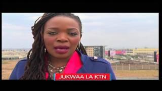 Mbiu ya KTN: Taarifa kamili na Mashirima Kapombe, Novemba 28 2016 Part 1