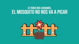 Evitemos al #Aedesaegypti en nuestros hogares