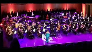 """Diana Ross LIVE """"He Lives In You"""" (audio) 10-03-2018"""