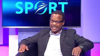 Thomas Chats To Ernest Mtawali, A Malawian Football Legend
