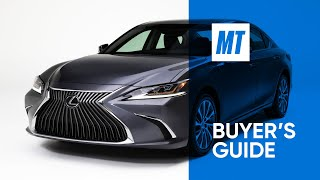 REVIEW: 2021 Lexus ES250 | MotorTrend Buyer's Guide by Motor Trend